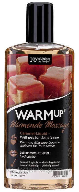 Массажное масло - WARMup, Caramel, 150 мл bottle