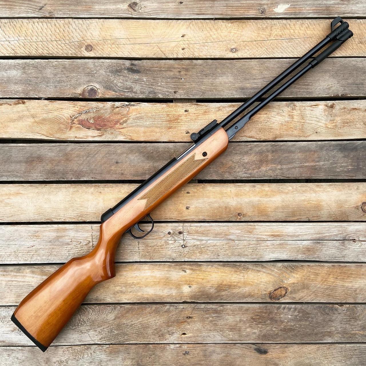 Пневматическая винтовка WF600 4.5 мм с подствольным взводом (220 м/с)