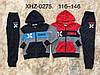 Спортивный костюм 2 в 1 для мальчика оптом, Active Sport, 116-146 см, № XHZ-0275