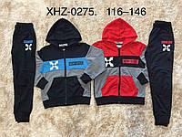 Спортивный костюм 2 в 1 для мальчика оптом, Active Sport, 116-146 см, № XHZ-0275, фото 1