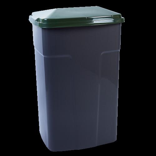 Мусорный бак для твердых бытовых отходов 90 литров