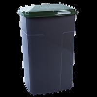Мусорный бак для твердых бытовых отходов 90 литров, фото 1