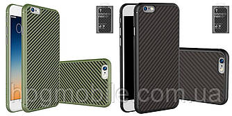 Чехол для iPhone 6 Plus, iPhone 6S Plus - Nillkin Synthetic fiber, Ultra Slim, пластик