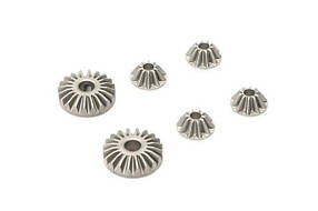 Team Magic Differential Bevel Gear Set (for 1 diff)