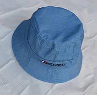 Панама хлопковая синего цвета Tommy Hilfiger
