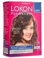 Средство для химической завивки для нормальных волос Supermash Lokon Super Permanent