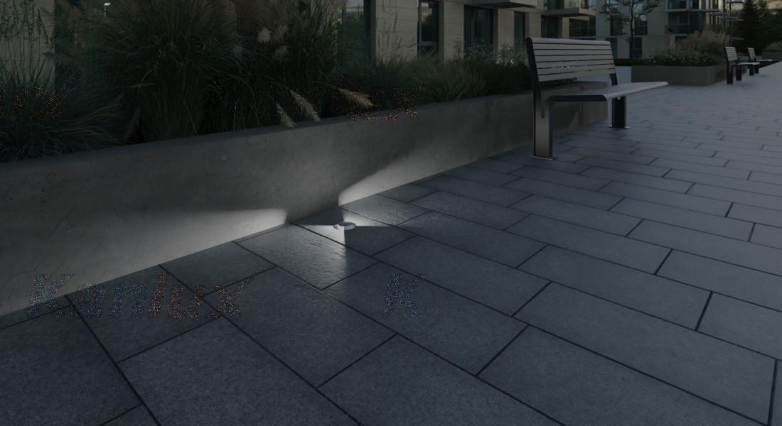Грунтовий світильник LED ROGER DL-2LED6
