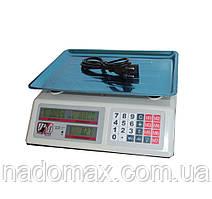 Весы электронные торговые до 50кг со счетчиком цены Promotec PM-5051 QW-31221