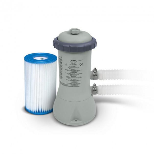 Фильтр-насос для наливных и каркасных бассейнов 1250 Л/Ч Intex 28602