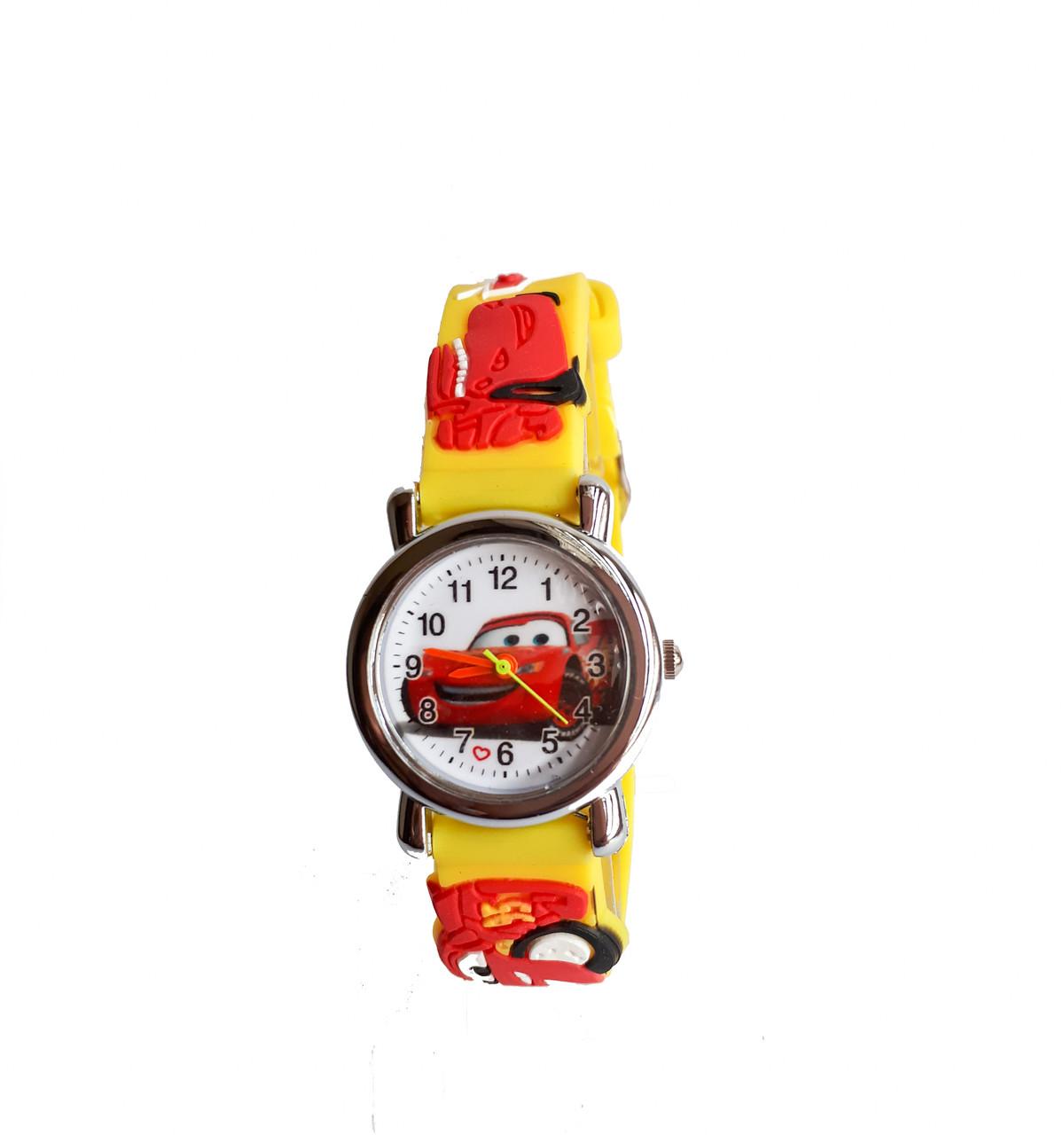 Часы детские  Тачки опт