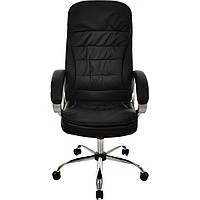 Офисное кресло GT Racer X-2873-1 Business Black, фото 1
