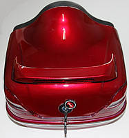 Кофр багажник красный Мерседес