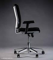Кресло для персонала MADAME R green с механизмом качания