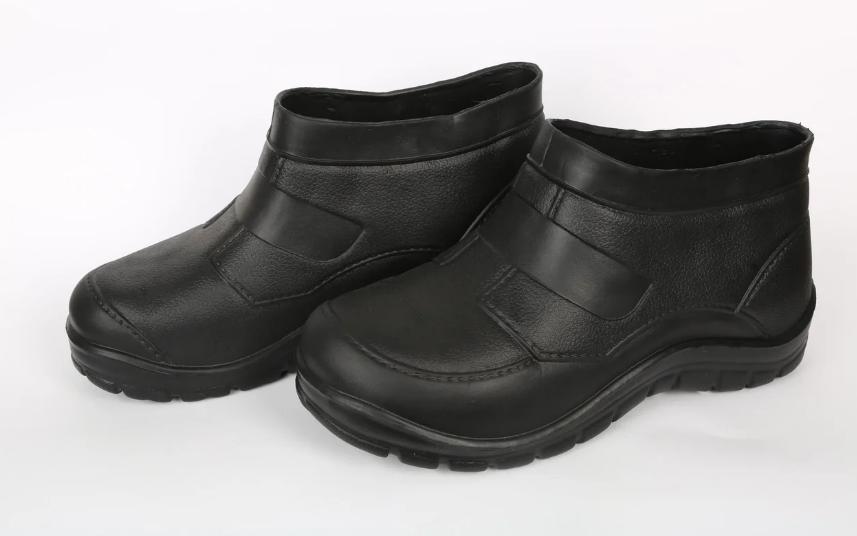 Мужские галоши ПВХ, калоши пена, резиновая обувь, обувь EVA, обувь пенка,