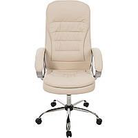 Офисное кресло GT Racer X-2873-1 Business Cream