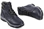 Ботинки подростковые из натуральной кожи от производителя модель МАК106, фото 3