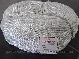 Веревка полиамидная (капроновая) 3мм