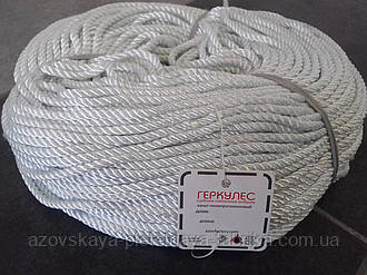 Веревка полиамидная (капроновая) 4мм