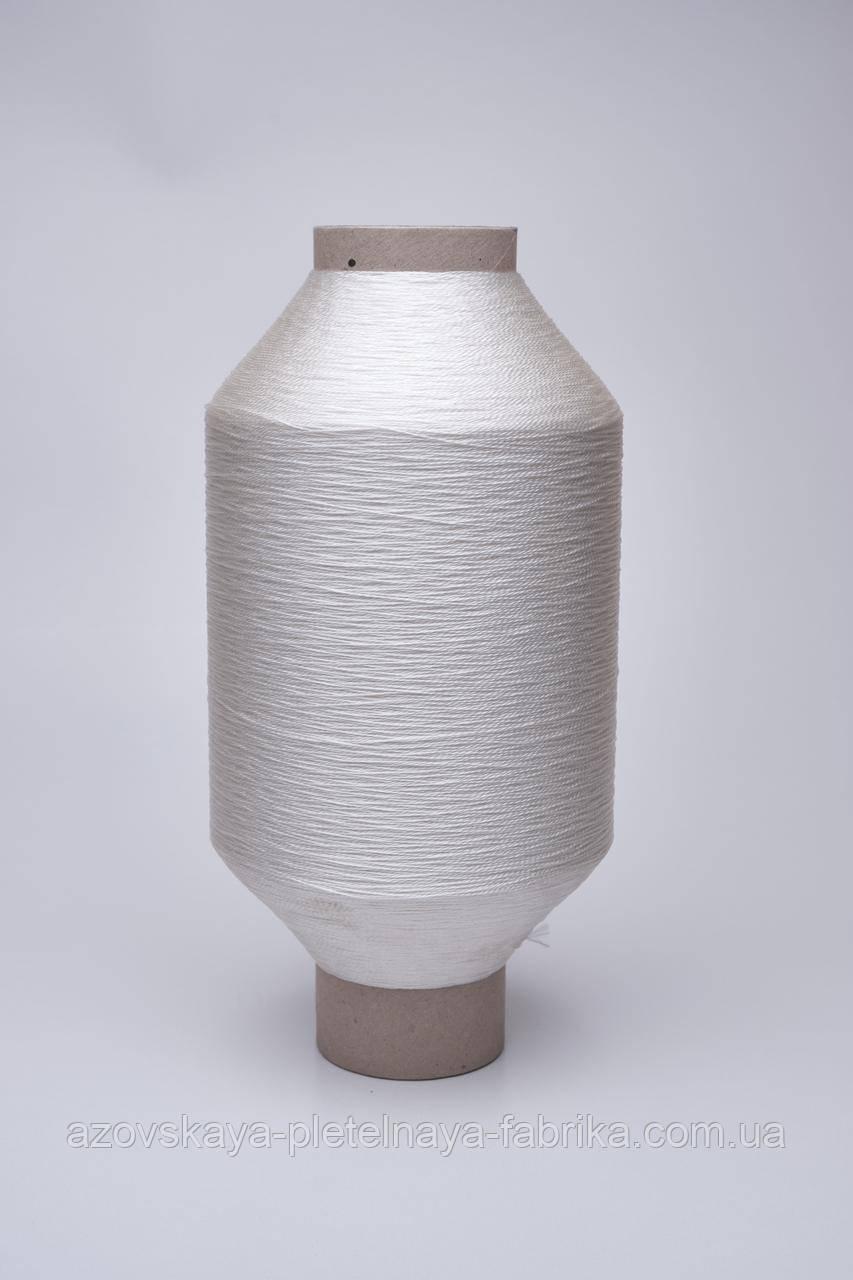 Нить полиамидная (капроновая) крученая, текс 93,5*1*3 (0,8мм)