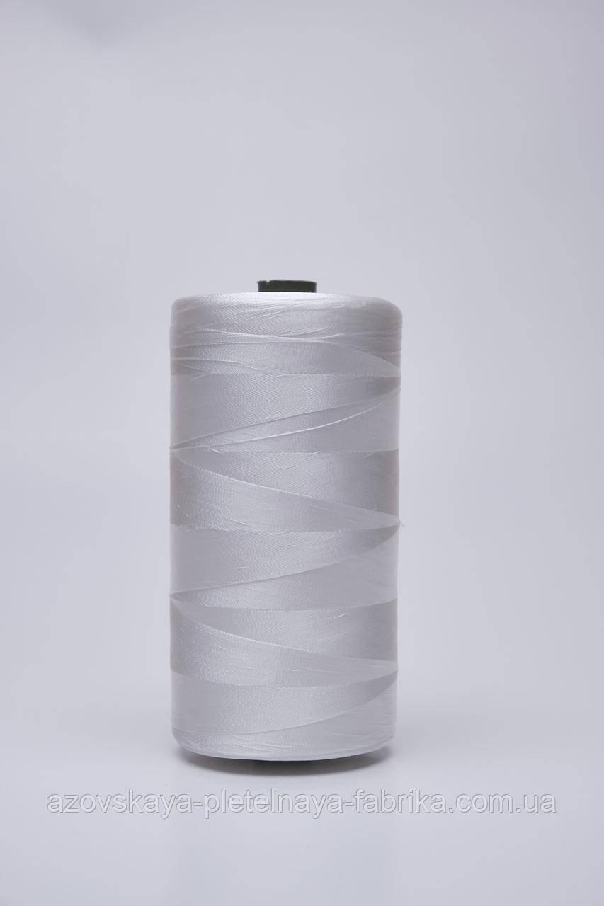 Нить полиамидная (капроновая) крученая, текс 23*1*3 (0,36мм)
