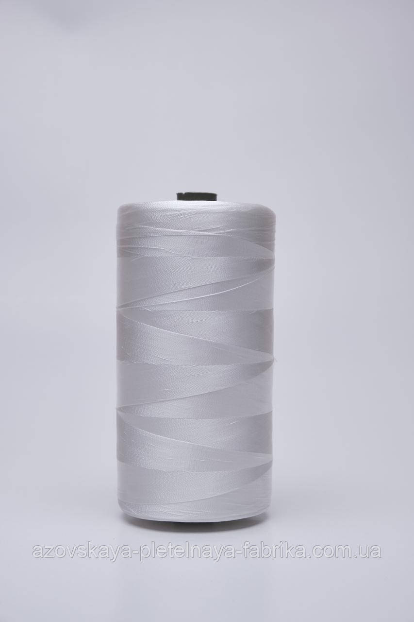 Нить полиамидная (капроновая) крученая, текс 29*2*3 (0,66мм)