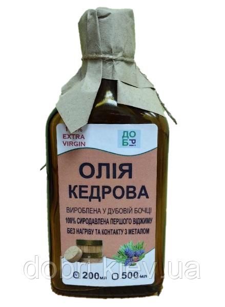 Кедровое масло (200 мл)