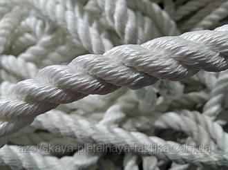 Канат капроновый (полиамидный) 24мм