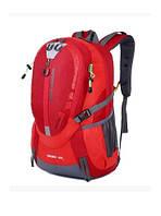 Городской спортивный (велорюкзак) рюкзак FLAMEHORSE на 35литров Красный