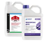 Инсектицид Фосорган Дуо ( 5л ) аналог Нурел Д, защита рапса зерновых свеклы гороха от вредителей