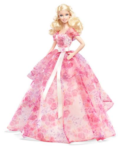 """Колекційна лялька Барбі """"Особливий День народження"""" 2014 (Birthday Wishes Barbie Doll)"""