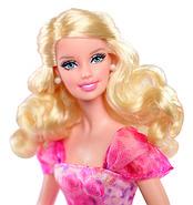 """Колекційна лялька Барбі """"Особливий День народження"""" 2014 (Birthday Wishes Barbie Doll), фото 4"""