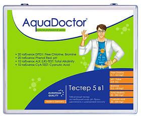 Таблеточный тестер AquaDoctor 5 в 1