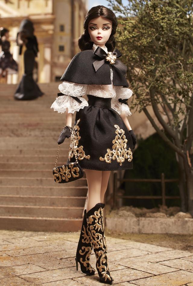 Колекційна лялька Барбі Сама чарівна Силкстоун / Dulcissima Barbie Doll