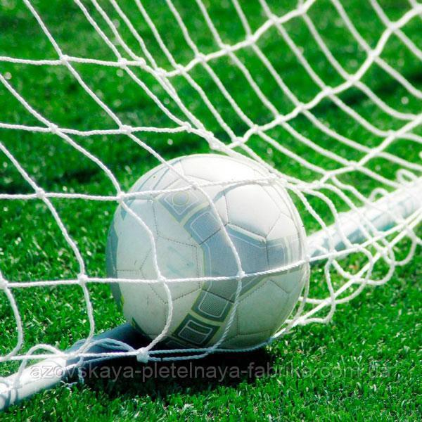 Сетка для футбольных ворот 3м*2м*1м