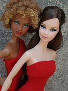 Коллекционная кукла Барби Базовая модель /Barbie Basics Model №8 Collection RED, фото 2