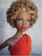 Коллекционная кукла Барби Базовая модель /Barbie Basics Model №8 Collection RED, фото 3