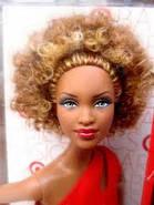 Коллекционная кукла Барби Базовая модель /Barbie Basics Model №8 Collection RED, фото 4
