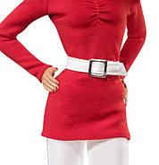 Колекційна лялька Барбі Базова модель /Barbie Basics Model №2 RED Collection, фото 3