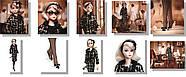 Колекційна лялька Барбі Краса Букле / Bouclé Beauty Barbie Silkstone, фото 4