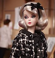 Колекційна лялька Барбі Краса Букле / Bouclé Beauty Barbie Silkstone, фото 5