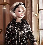 Колекційна лялька Барбі Краса Букле / Bouclé Beauty Barbie Silkstone, фото 6