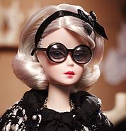 Колекційна лялька Барбі Краса Букле / Bouclé Beauty Barbie Silkstone, фото 7