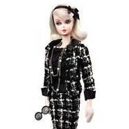 Колекційна лялька Барбі Краса Букле / Bouclé Beauty Barbie Silkstone, фото 9
