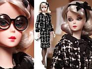 Колекційна лялька Барбі Краса Букле / Bouclé Beauty Barbie Silkstone, фото 10