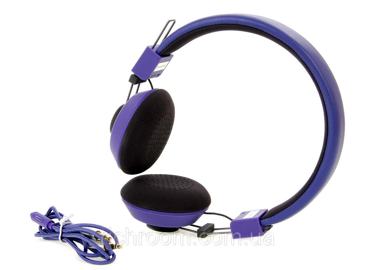 F1-01152, Наушники - гарнитура SilverCrest SKL 36 В1 со встроенным микрофоном, , фиолетовый