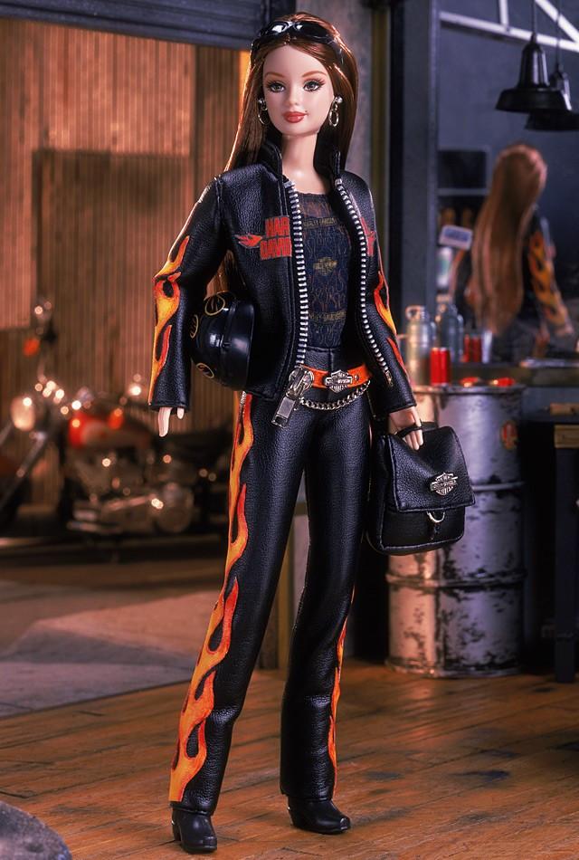 Коллекционная кукла Барби  Harley-Davidson Barbie Doll