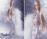 Колекційна лялька Барбі Gone Platinum Barbie Doll, фото 4