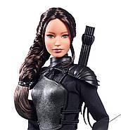Колекційна лялька Барбі Голодні ігри: Сойка-пересмешница Кэтнисс / The Hunger Games: Katniss, фото 2