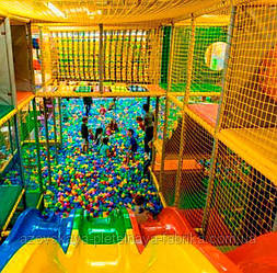 Сетки для игровых площадок и лабиринтов, 50мм