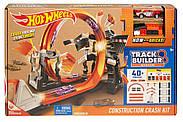 Hot Wheels Track Builder Construction Crash Kit / Трек Хот Вилс Ударная волна, фото 3